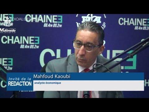 Mahfoud Kaoubi hier sur les ondes de la Chaine 3/ « Nous ne parlons du salaire que par rapport au pouvoir d'achat »