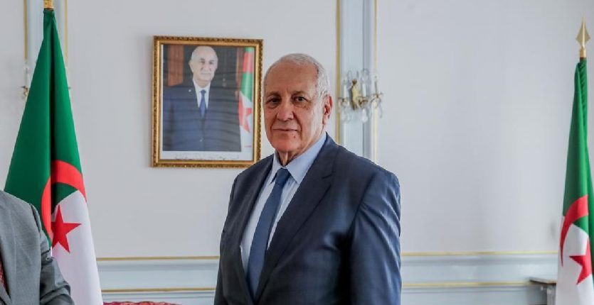 Diplomatie/ Mohamed-Antar Daoud accrédité ambassadeur d'Algérie auprès de la Principauté de Monaco